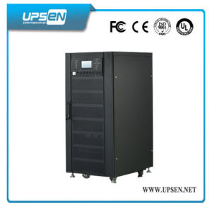 380/400/415VAC Three Phase High Frequency Online UPS with Battery Inside pictures & photos