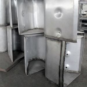Steel Vertical Bucket Conveyor, Belt Bucket Elevator pictures & photos