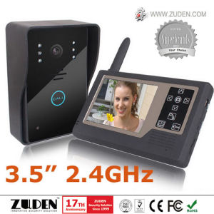 "3.5"" Wireless Video Door Phone pictures & photos"