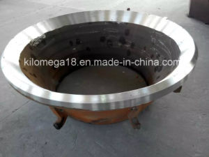 Cone Crusher Spare Parts Mantle and Concave for Sale pictures & photos