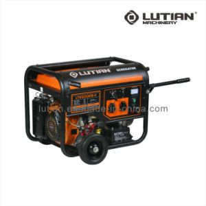 Hot Sale 100% Copper Wire 3.2-6kwportable Power Industrial Gasoline Generator pictures & photos