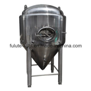 Beer Brewing Equipment Stainless Steel Conical Tank pictures & photos