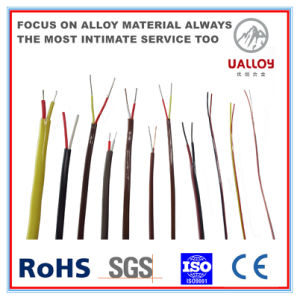 Kapton Insulated E Type Thermocouple Cable pictures & photos