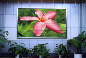 46 Inch Ultra Narrow Bezel Exhibition LCD Video Wall pictures & photos