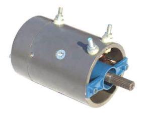 Winch, Winch Motor, DC Electric Motor 12/24V