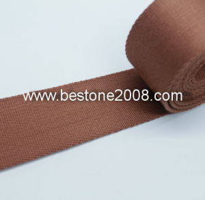 High Quality Spun Polyester Ribbon Belt 1603-51A pictures & photos
