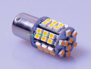 Car Accessory T20 1156 SMD3528 Car LED Bulb pictures & photos
