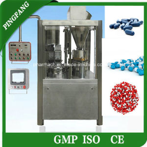 Automatic Hard Capsule Filling Machine (NJP2000C) pictures & photos