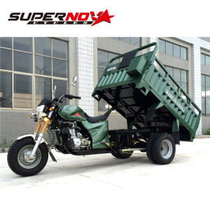Cheap Cargo and Passenger Tricycle/200cc pictures & photos