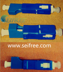 Optic Fiber Switched Adaptor (SC-LC) pictures & photos