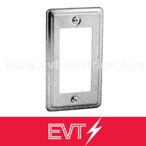 Steel Electric Conduit Outlet Box Extension Type Conduit Box pictures & photos