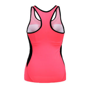 Athletic Women Sports Apparel Running Vest Wholesale pictures & photos
