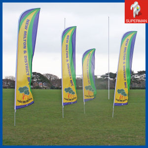 Custom Fabric Feather Flags for Sale