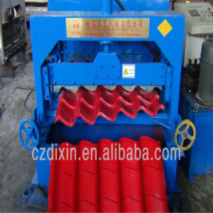 Tile Roof Panel Roll Forming Making Machine Production Line pictures & photos