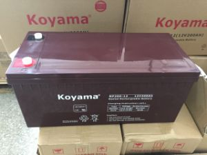 Economical Price 85ah 12V AGM UPS Battery Backup Battery pictures & photos