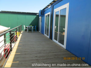 40ft Prefab Shipping Container Houses with Kitchen Bathroom pictures & photos
