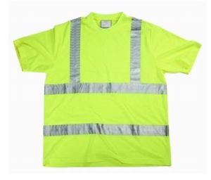 High Quality ANSI/107 En471 Standard Reflective Safety Vest pictures & photos