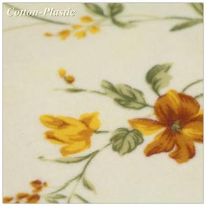 Printed Cotton Polyester Velvet Fabric for Upholstery