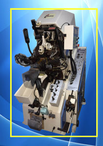 Reconditioned Oil Hydraulic Toe Lasting Machine (CF-738mA) pictures & photos