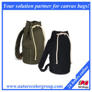 Canvas Sport Backpack for Basketball & Football pictures & photos