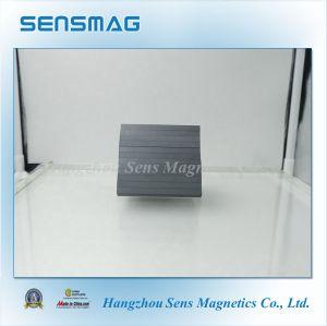 Permanent Ferrite Bar Magnet for Speaker, Generator, Motor pictures & photos