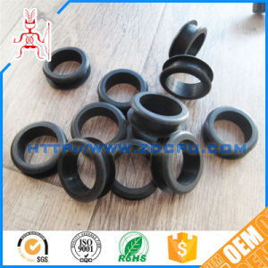 Low Price Cheap Silicone Flat Ring Gasket / Round Disc Diaphragm Gasket for Sealing pictures & photos