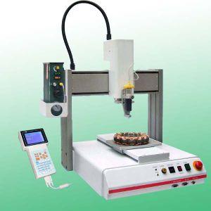 Automatic Liquid Silicone Dispensing Machine for Label pictures & photos
