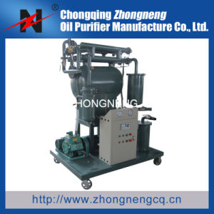 Small Single-Stage Vacuum Dielectric Oil Purification System, Dielectril Oil Recycle System pictures & photos