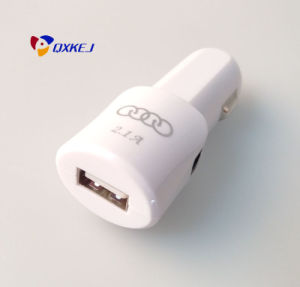 USB Car Charger Dual Cigarette Lighter Vehicle Universa Mobile Charger pictures & photos