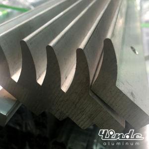 Deep Processed Aluminium Profile/Aluminum Extrusion with Check Shape pictures & photos
