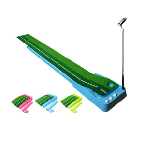 New Colorful Golf Putter Trainer Golf Practice Set