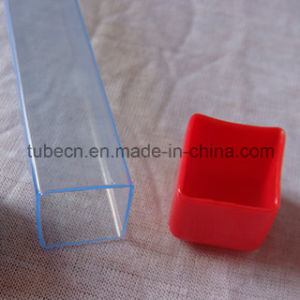 Clear Plastic Packaging Tube for Magnet pictures & photos