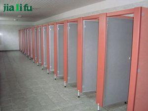 Jialifu Good Quality Public Toilet Cubicle Partition pictures & photos