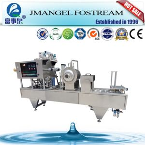 Factory Price Automatic Cup Water Filling Sealing Machine pictures & photos