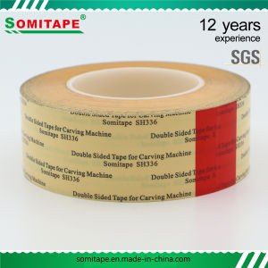 No-Residue Pet Double Sided Tape for Fixing Carving Machine pictures & photos