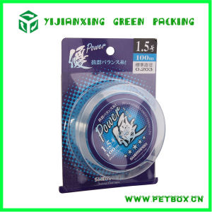 Plastic Pet Printing Box Fishing Line Packaging pictures & photos
