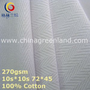 100%Cotton Twill Thick Fabric for Workwear Bag (GLLML366) pictures & photos