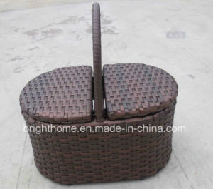 Wicker Shoe Basket Hotel Supplies Basket pictures & photos