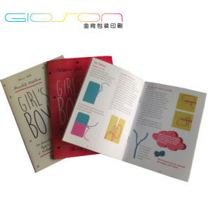 Custom Printing Softcover Book/ DIY Guide Book for Children pictures & photos