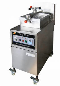 CE Approved Stainless Steel Chicken Electric Pressure Fryer (PFE-800)