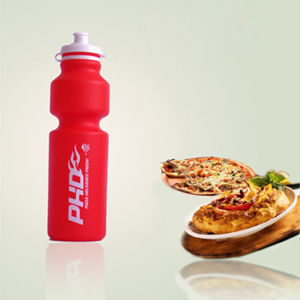 New Products Plastic Protein Shaker Water Bottle (SLF-WB010) pictures & photos