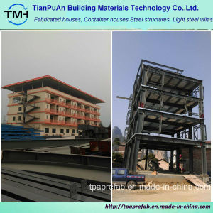 Foshan Professional Steel Structure Warehouse Manufacture pictures & photos