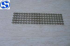 Copper Nickel Non-Woven Conductive Fabric pictures & photos
