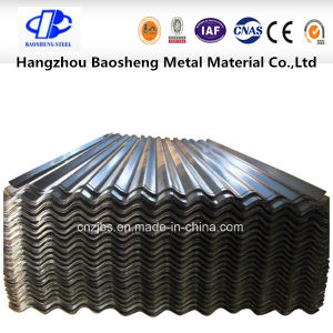 Hot Dipped Steel Material Galvanized Iron Roofing Sheet Steel Sheet pictures & photos