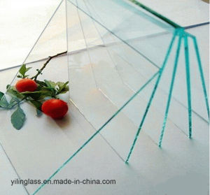 3mm Clear Annealed Glass with High Quality for Tempring pictures & photos