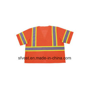 ANSI107 High Visibility Refelective Safety Clothing pictures & photos