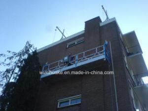 Zlp500 Aluminum Working Platform pictures & photos