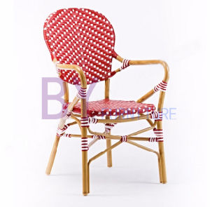 Manufacturer Wholesale Nice-Looking Non-Wood Aluminum Hot Selling Dining Chair pictures & photos