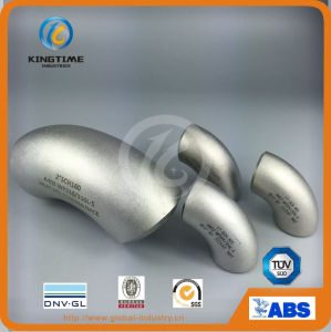 Stainless Steel 90d Lr Elbow Pipe Fitting with TUV (KT0289) pictures & photos