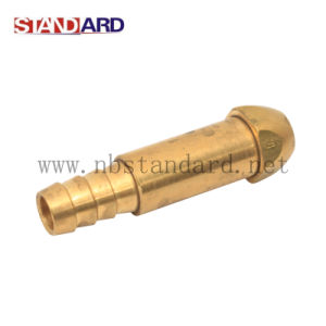 Short NPT Gas Pipe